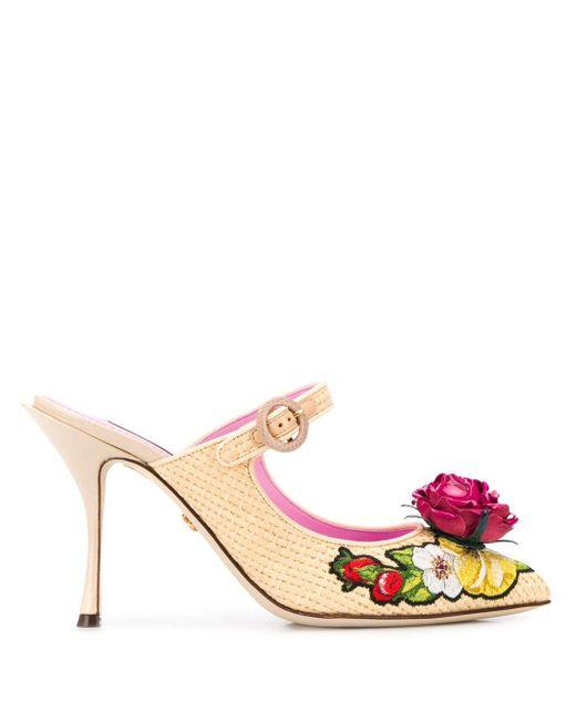 Dolce & Gabbana ミュール Pink