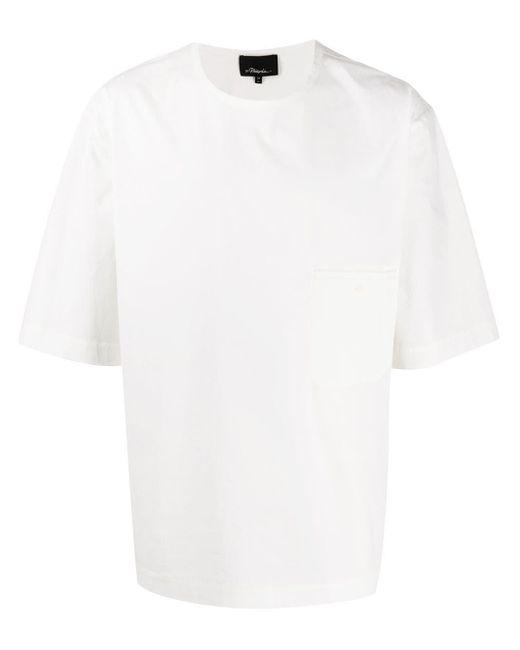 メンズ 3.1 Phillip Lim ボクシー Tシャツ White