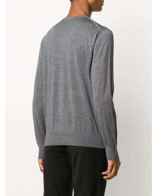 メンズ Z Zegna スウェットシャツ Gray