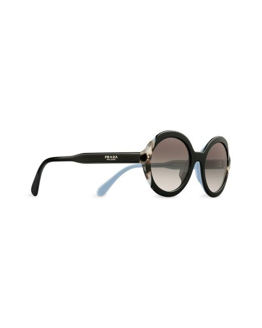 4bb1d014afd ... Prada - Black Collection Sunglasses - Lyst ...