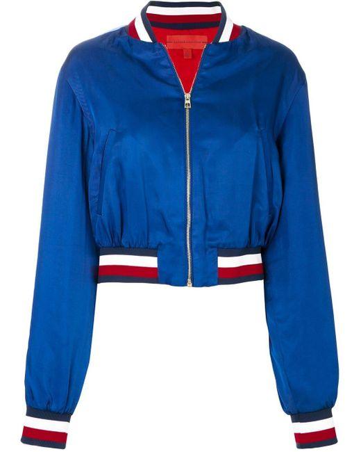 Tommy Hilfiger ボンバージャケット Blue