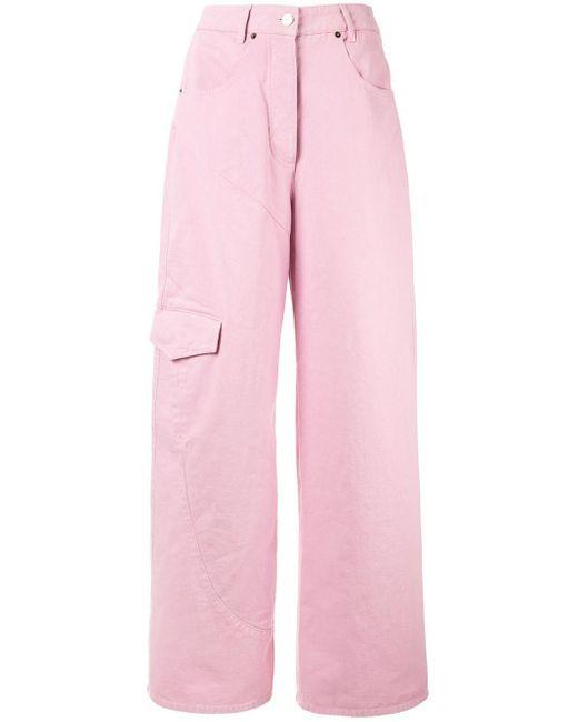 Jacquemus Le Jean De Nîmes ジーンズ Pink