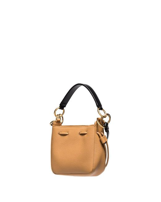 See By Chloé Tony バケットバッグ M Brown