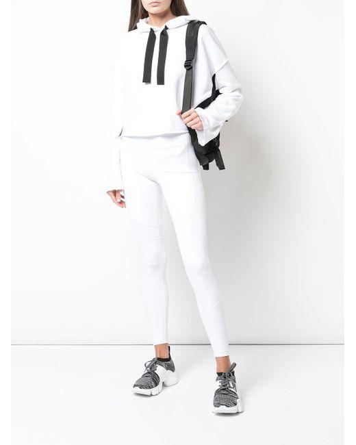 Sweat à capuche Stance Alala en coloris White