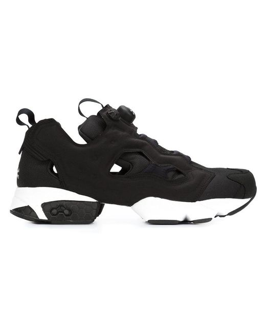 Mastermind Japan - Black Instapump Fury Affiliates Sneakers for Men - Lyst