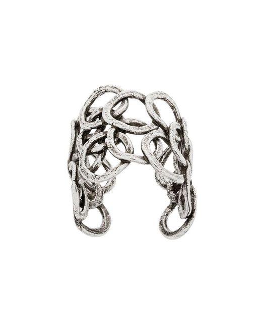Gas Bijoux - Metallic Olympie Ring - Lyst