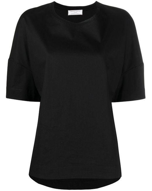 Societe Anonyme ボクシー Tシャツ Black