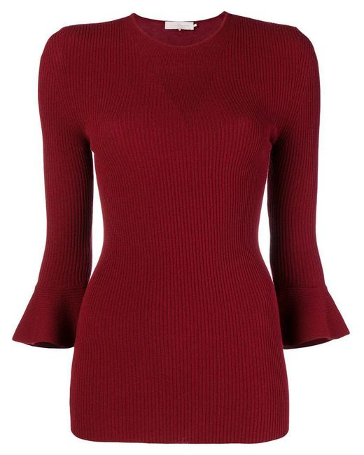 L'Autre Chose - Flared Sleeve Jumper - Lyst