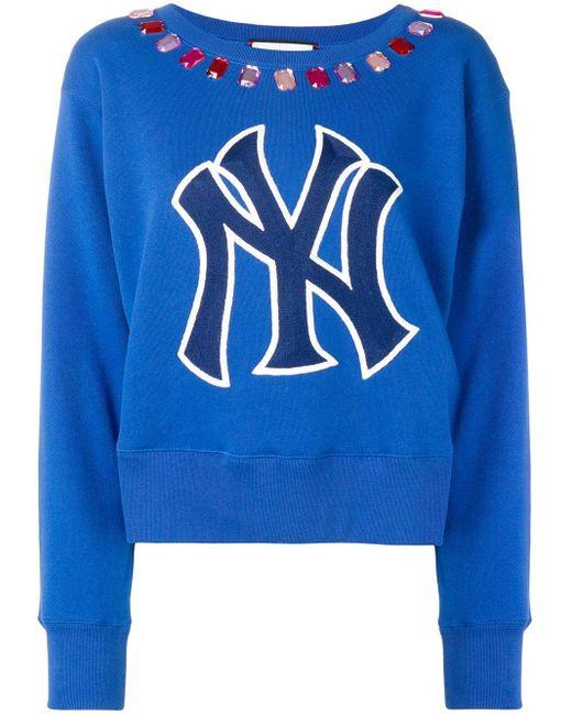 Gucci Ny セーター Blue