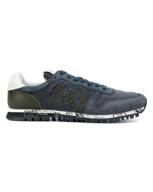 Premiata | Blue Prince Sneakers for Men | Lyst