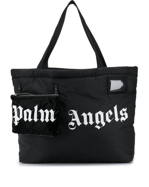 Palm Angels オーバーサイズ ハンドバッグ Black