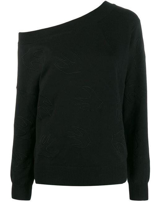 McQ Alexander McQueen ロゴ セーター Black