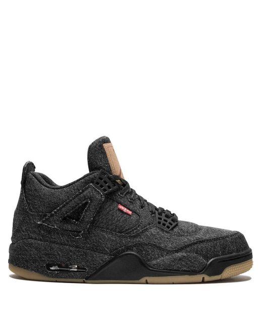 Nike X Levi's 'air 4 Retro Nrg' スニーカー Black