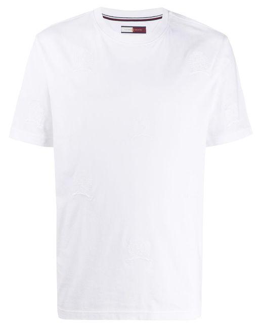 メンズ Tommy Hilfiger Hcm Tシャツ White