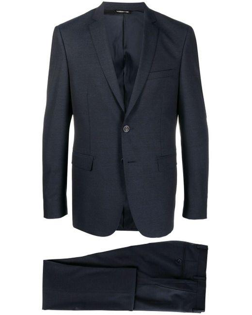メンズ Tonello シングルスーツ Blue
