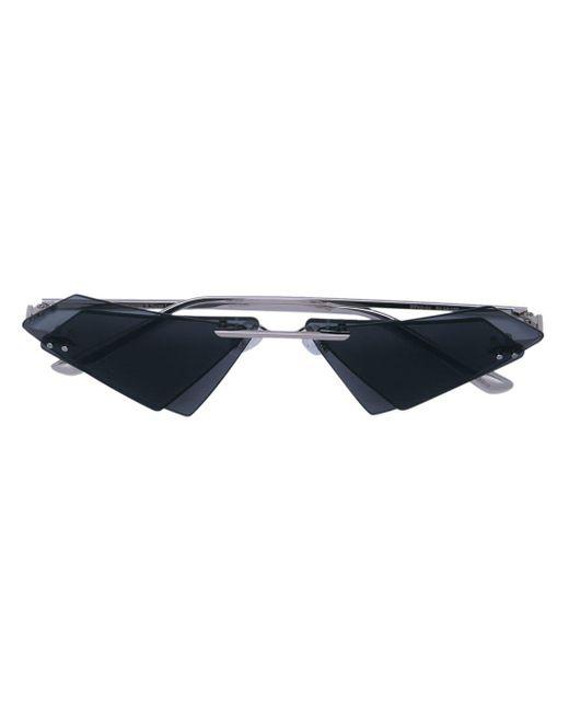 Percy Lau Gray Double Lens Sunglasses