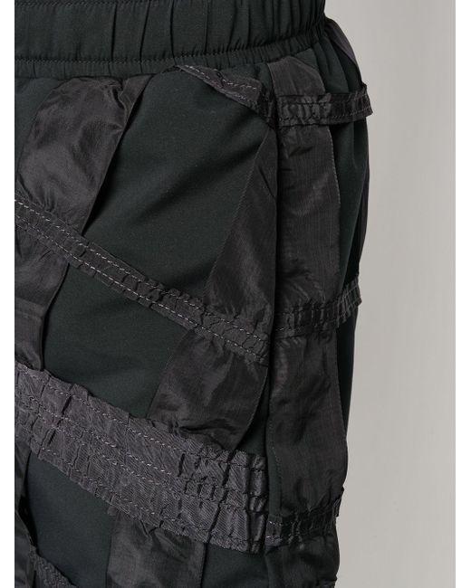 メンズ Raeburn Air Brake ショートパンツ Black