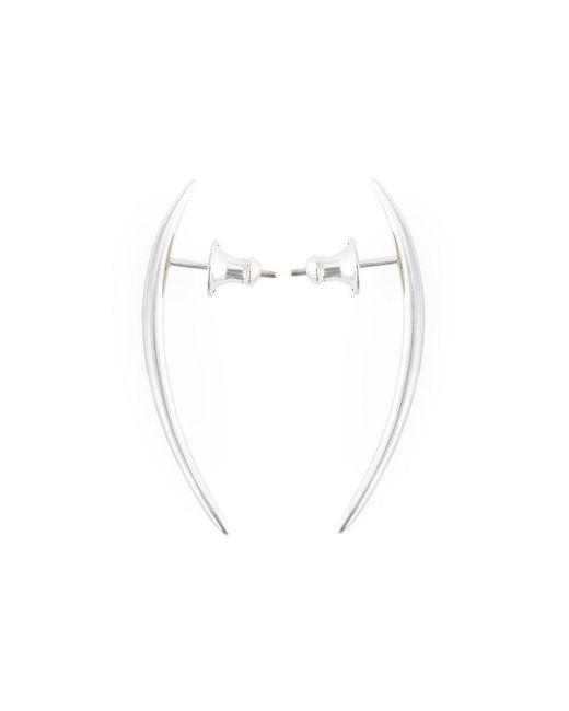 Shaun Leane   Metallic Short 'quill' Earrings   Lyst