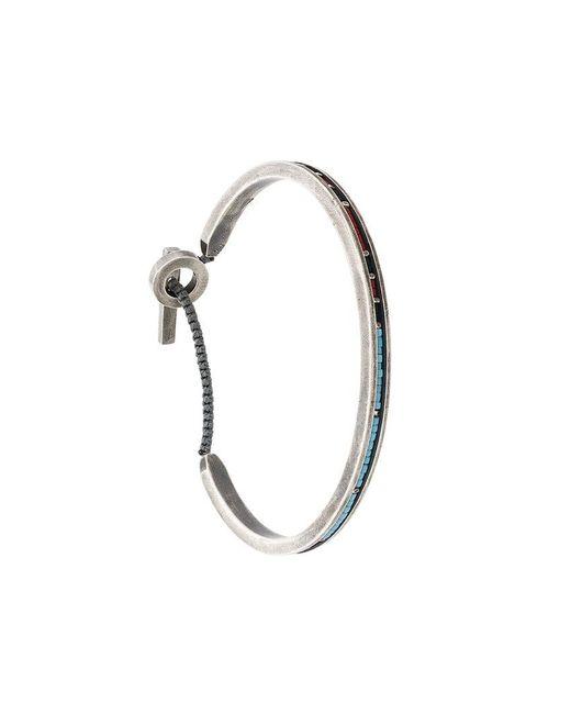 M. Cohen - Metallic Mixed Bracelet - Lyst
