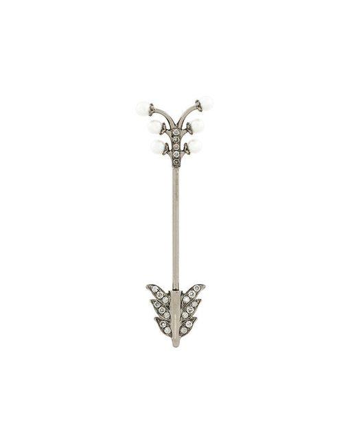 Yvonne Léon | Multicolor Arrow Earring | Lyst