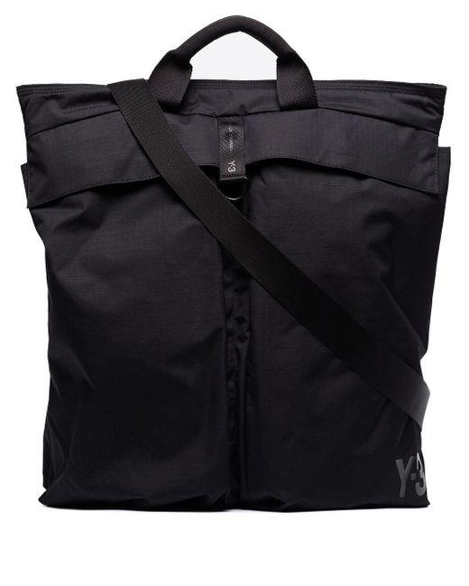 メンズ Y-3 Classic ハンドバッグ Black