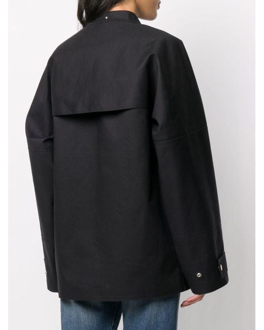Jil Sander オーバーサイズ ジャケット Black