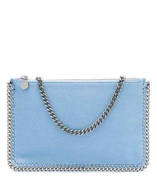 Stella McCartney ファラベラ ハンドバッグ Blue