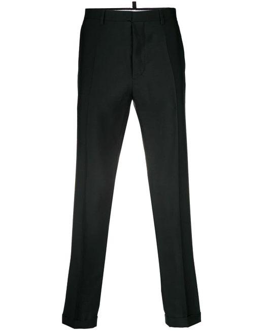 メンズ DSquared² スーツパンツ Black
