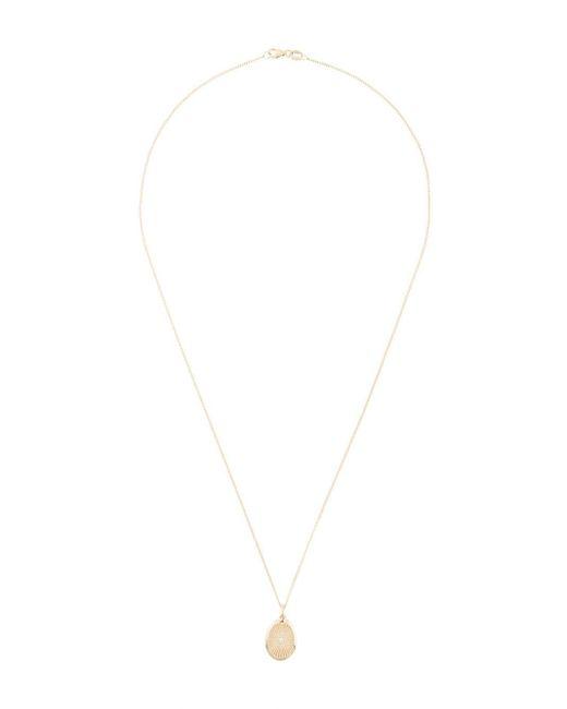 Meadowlark Della ダイヤモンド ネックレス 9kイエローゴールド Multicolor