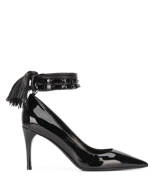 Escarpins Rockstud Valentino Garavani en coloris Black