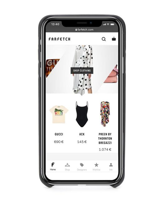 Чехол Для Iphone Xs Max С Принтом Off-White c/o Virgil Abloh для него, цвет: Black