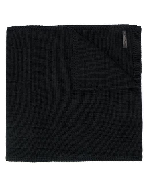Givenchy ロゴ ニット スカーフ Black