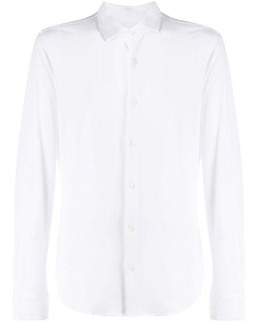 メンズ Z Zegna レギュラーフィット シャツ White