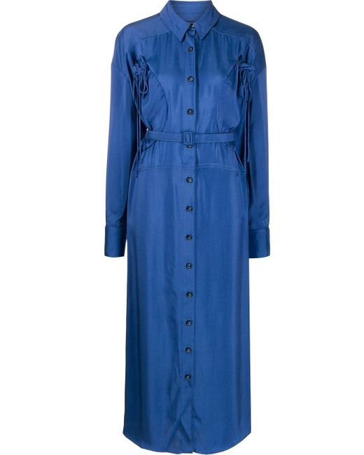 Jacquemus La Robe Valmy ドレス Blue