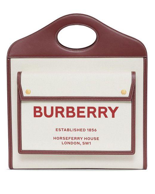 Burberry Pocket バッグ M Multicolor