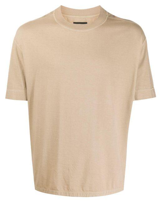 メンズ Joseph オーバーサイズ Tシャツ Natural