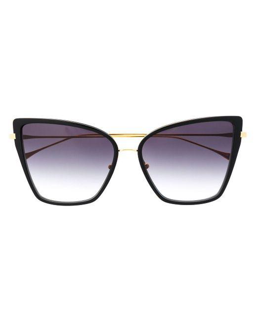 Солнцезащитные Очки Sunbird В Массивной Оправе Dita Eyewear, цвет: Black
