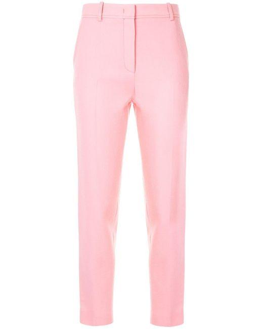 Emilio Pucci テーラード フレアパンツ Pink