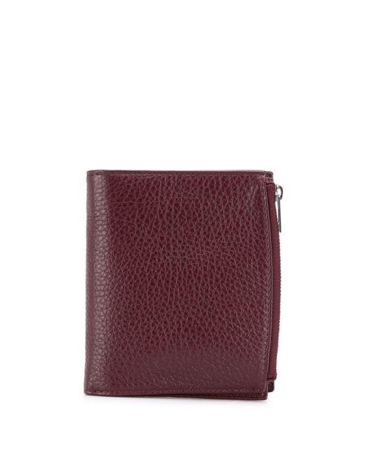 メンズ Maison Margiela 二つ折り財布 Red