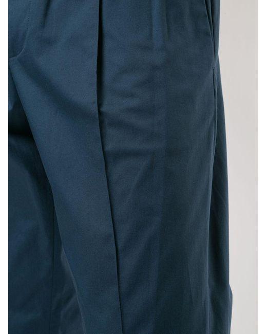 メンズ Dolce & Gabbana トラックパンツ Blue
