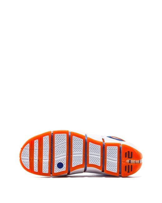 メンズ Nike Zoom Lebron 4 スニーカー Blue