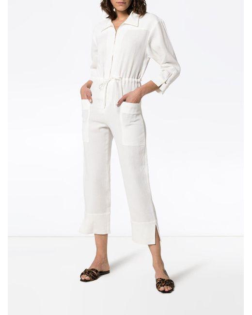 Le Kasha Negev ジャンプスーツ White