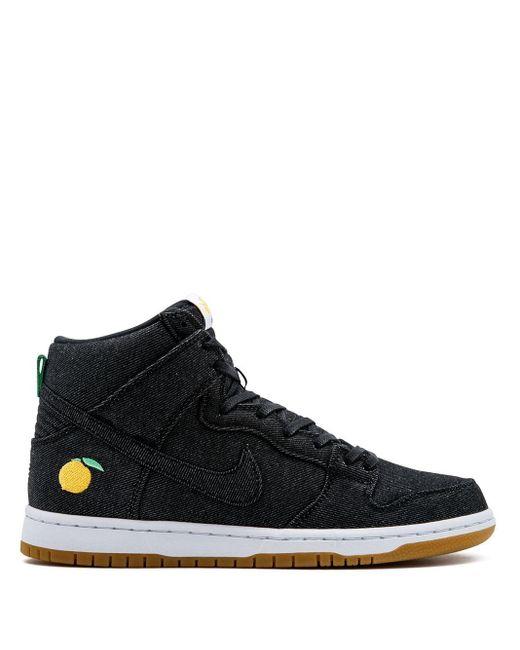 メンズ Nike Sb Dunk High スニーカー Black