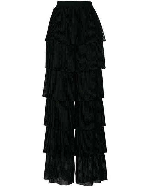 Vilshenko - Black Lyeta Trousers - Lyst