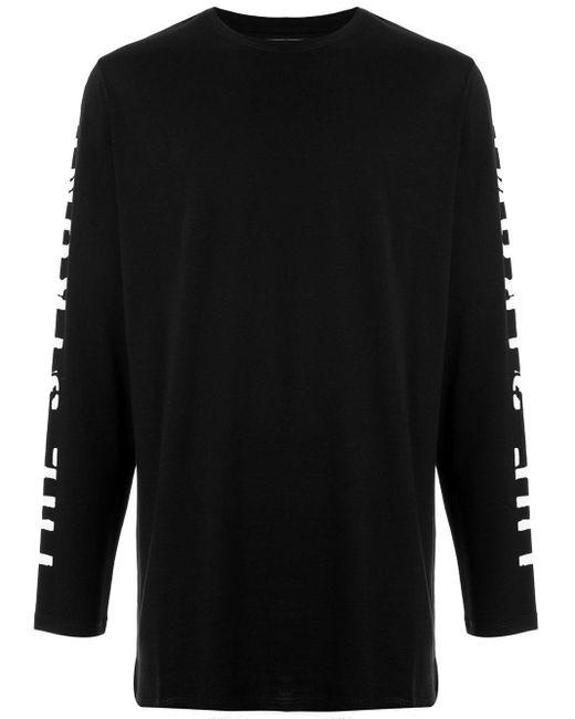 メンズ Kent & Curwen The Strong Tシャツ Black