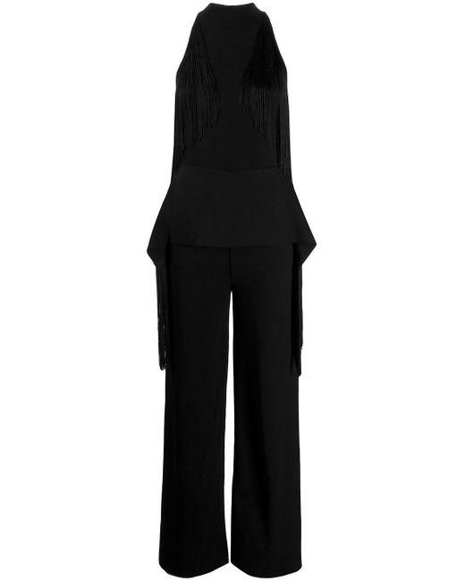 Stella McCartney ホルターネック ジャンプスーツ Black