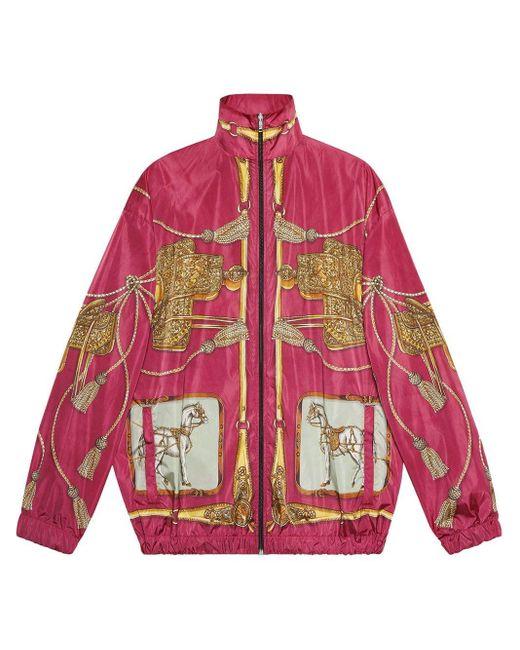 メンズ Gucci オーバーサイズ ジャケット Multicolor