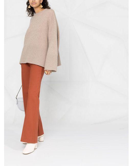 Totême  オーバーサイズ カシミアセーター Multicolor