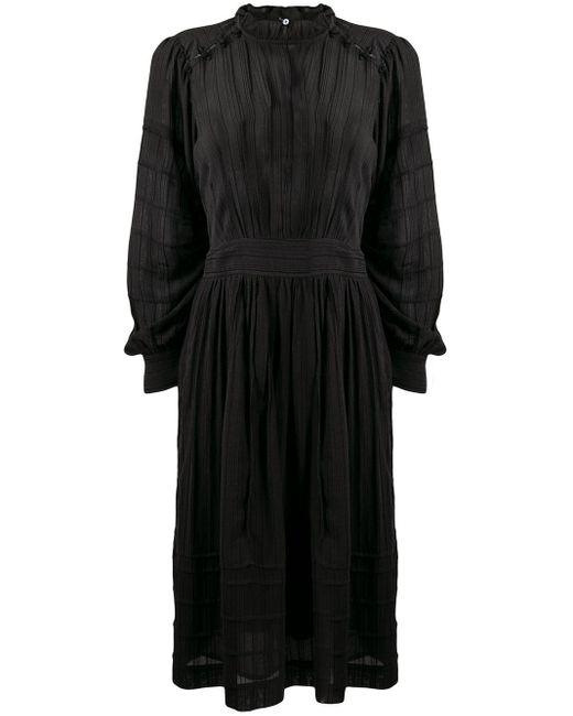 Étoile Isabel Marant Odea フレアドレス Black