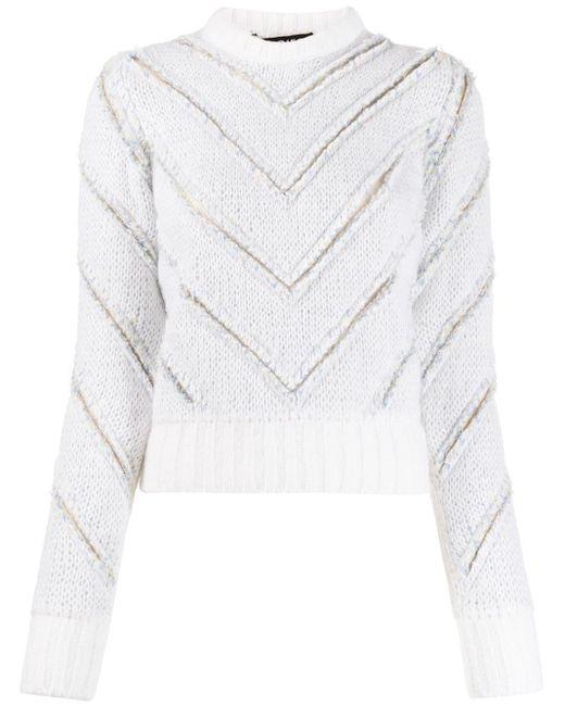 Y. Project パネル セーター White